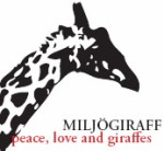 Peace, love and giraffes!