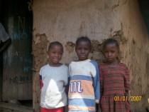 Naomi Apiyo, Ruth Akello and Rehema Adongo